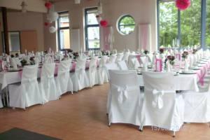 Bestuhlung Hochzeit