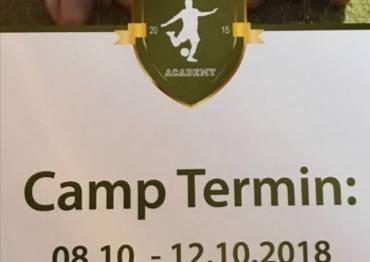 Fussball Herbstcamp für Jugendliche