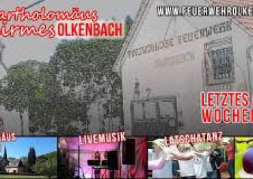 Bartholomäuskirmes Olkenbach